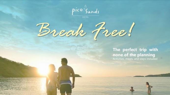 Pico Sands: Break Free