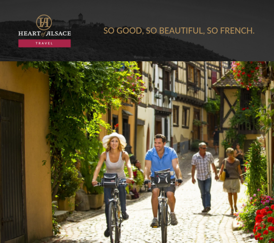 France: Wine and Cycling Tour