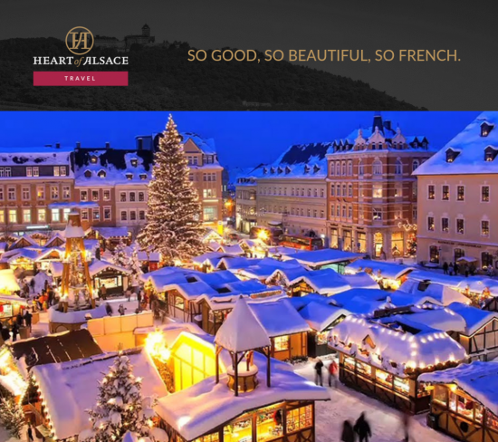 France: Fairytale Christmas Tour